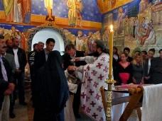 2 Св. Литургија у Петропавловом манастиру