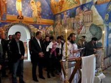 3 Св. Литургија у Петропавловом манастиру