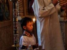 9 Св. Литургија у Петропавловом манастиру