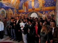 12 Св. Литургија у Петропавловом манастиру