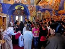 15 Св. Литургија у Петропавловом манастиру
