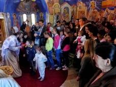16 Св. Литургија у Петропавловом манастиру