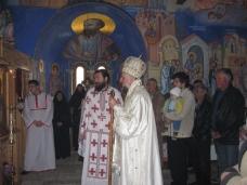 9 Света архијерејска Литургија у Петропавловом манастиру