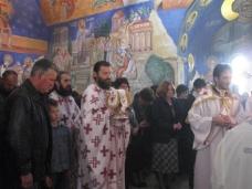 4 Света архијерејска Литургија у Петропавловом манастиру