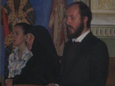 12 Света архијерејска Литургија у Петропавловом манастиру