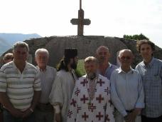 1 Пољице - освештање цркве