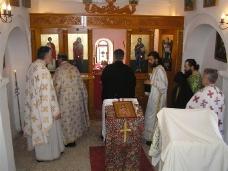 4 Пољице - освештање цркве