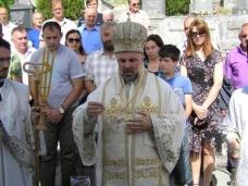 5 Пољице - освештање цркве