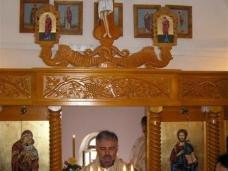 10 Пољице - освештање цркве