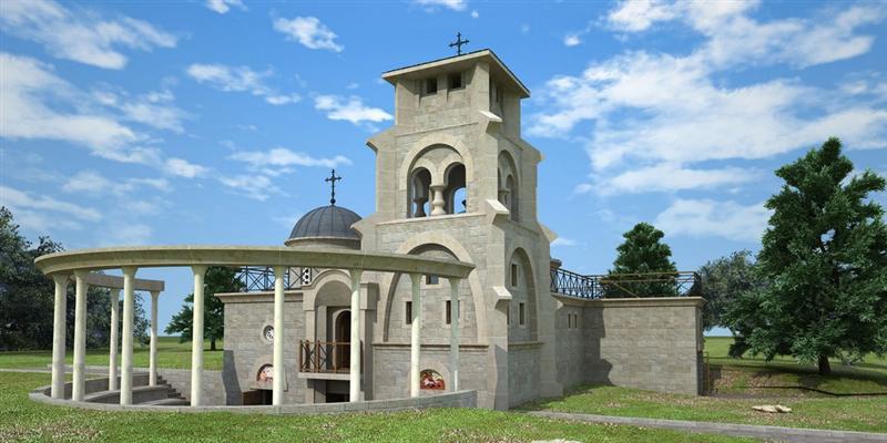 1 Спомен-храм Пребиловци