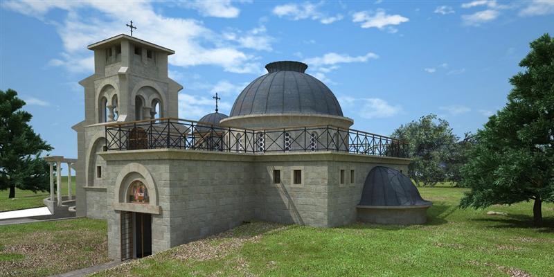 2  Спомен-храм Пребиловци