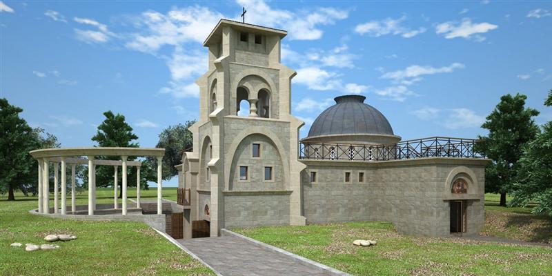 3  Спомен-храм Пребиловци