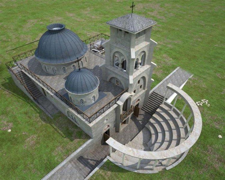 6 Спомен-храм Пребиловци
