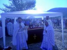 6 Света Литургија и парастос  у Пребиловцима