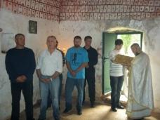 4 Светa литургијa у селу Просјек