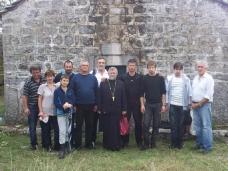 5 Светa литургијa у селу Просјек