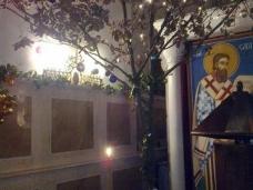 4 Божићна јутарња Литургија у Саборном храму