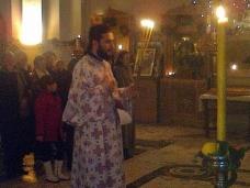 7 Божићна јутарња Литургија у Саборном храму
