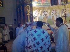 9 Божићна јутарња Литургија у Саборном храму