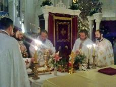 10 Божићна јутарња Литургија у Саборном храму
