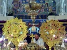 11 Божићна јутарња Литургија у Саборном храму