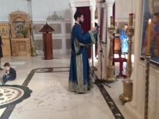 5 Света Литургија у Саборном храму у Требињу