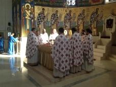 6 Света Литургија у Саборном храму у Требињу