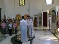 1 Св. Арх. Литургија у Саборном храму