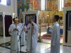 3 Св. Арх. Литургија у Саборном храму