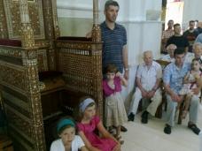 4 Св. Арх. Литургија у Саборном храму