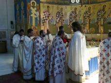 7 Св. Арх. Литургија у Саборном храму