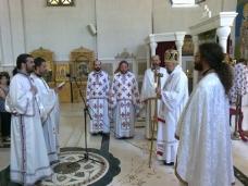 9 Св. Арх. Литургија у Саборном храму