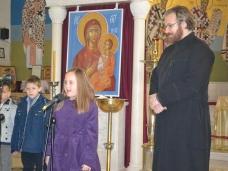 3 Посјета првачића Саборном храму у Требињу