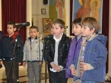 4 Посјета првачића Саборном храму у Требињу