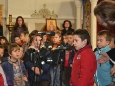 5 Посјета првачића Саборном храму у Требињу