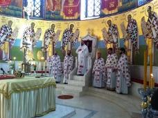 1 Св. Арх. Литургија у Требињу