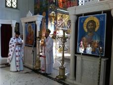 3 Св. Арх. Литургија у Требињу