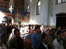 5 Св. Арх. Литургија у Требињу