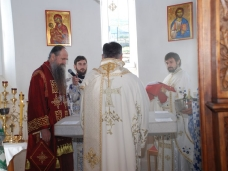 6 Освећење храма Светог Саве у Самобору
