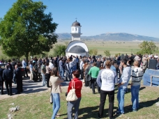 13 Освећење храма Светог Саве у Самобору