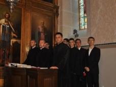 1  Светa Aрхијерејскa Литургијa у Цркви Рођења Пресвете Богородице у Сарајеву