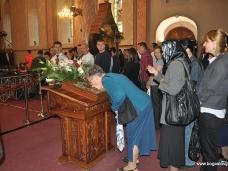 3  Светa Aрхијерејскa Литургијa у Цркви Рођења Пресвете Богородице у Сарајеву