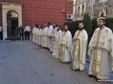 4  Светa Aрхијерејскa Литургијa у Цркви Рођења Пресвете Богородице у Сарајеву