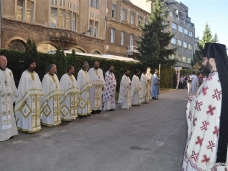 6  Светa Aрхијерејскa Литургијa у Цркви Рођења Пресвете Богородице у Сарајеву