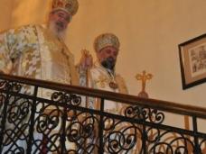 7  Светa Aрхијерејскa Литургијa у Цркви Рођења Пресвете Богородице у Сарајеву