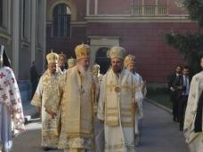 9  Светa Aрхијерејскa Литургијa у Цркви Рођења Пресвете Богородице у Сарајеву