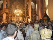 12  Светa Aрхијерејскa Литургијa у Цркви Рођења Пресвете Богородице у Сарајеву