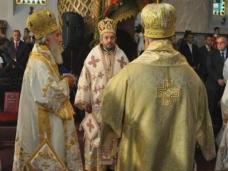 13 Светa Aрхијерејскa Литургијa у Цркви Рођења Пресвете Богородице у Сарајеву