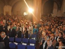 22 Светa Aрхијерејскa Литургијa у Цркви Рођења Пресвете Богородице у Сарајеву
