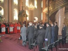 25 Светa Aрхијерејскa Литургијa у Цркви Рођења Пресвете Богородице у Сарајеву